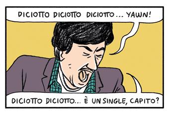 GIGI PROIETTI & RAFFAELLA CARRÀ